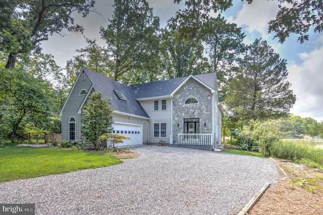 135 Muriel Drive, HEATHSVILLE, VA 22473 (#VANV101502) :: The Licata Group/Keller Williams Realty