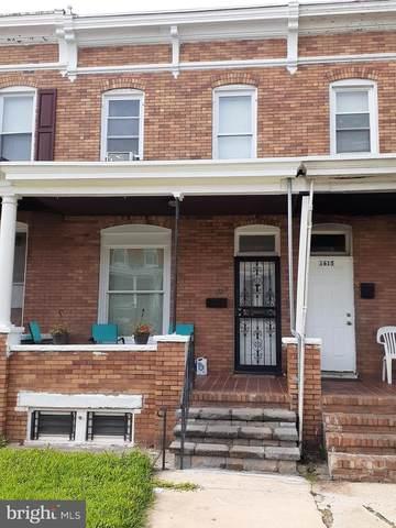 1617 E 29TH Street, BALTIMORE, MD 21218 (#MDBA520156) :: Advon Group