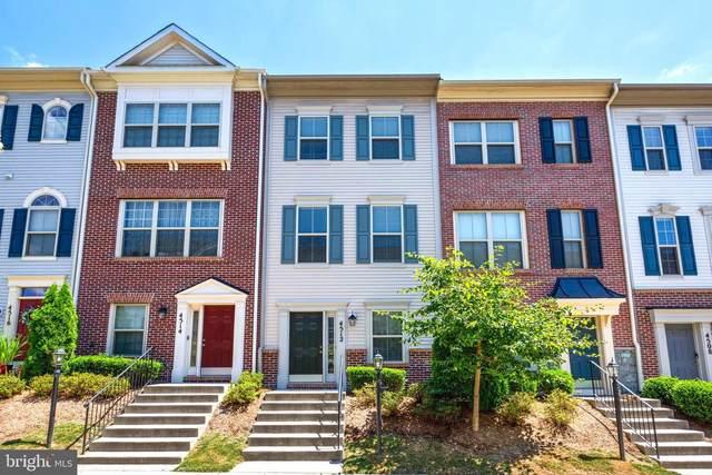 4512 Potomac Highlands Circle, TRIANGLE, VA 22172 (#VAPW501930) :: Ultimate Selling Team