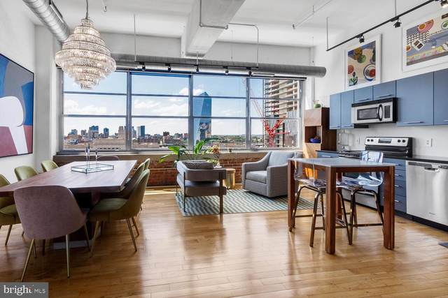 2200-28 Arch Street #1113, PHILADELPHIA, PA 19103 (#PAPH923912) :: The Lux Living Group