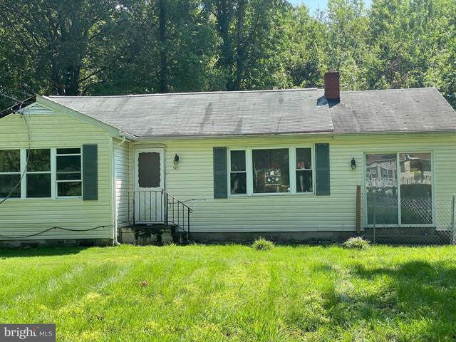 1451 Shady Rest Road, SHADY SIDE, MD 20764 (#MDAA443088) :: Pearson Smith Realty