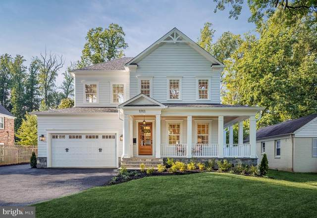5703 Ridgefield Road, BETHESDA, MD 20816 (#MDMC720604) :: Revol Real Estate