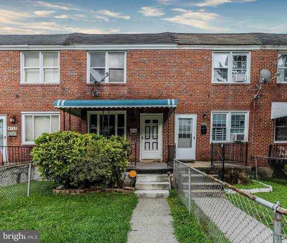 4711 Ivanhoe Avenue, BALTIMORE, MD 21212 (#MDBA520198) :: The Redux Group