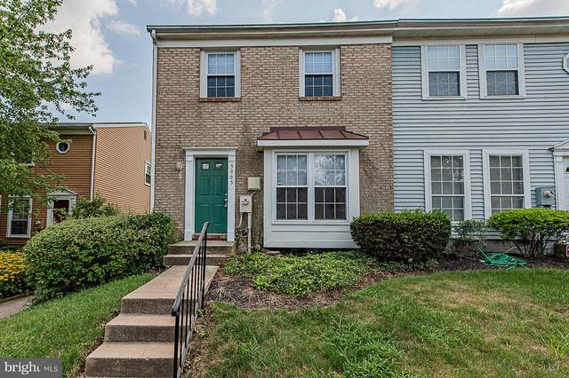 5905 Rowanberry Drive Br-47, ELKRIDGE, MD 21075 (#MDHW283678) :: The Miller Team