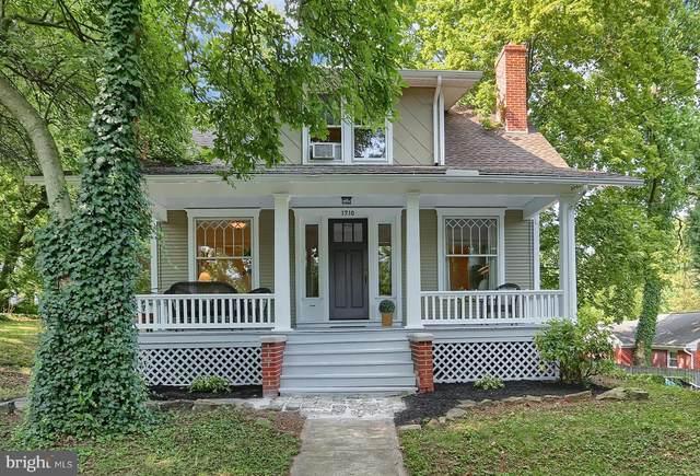1710 Walnut Street, CAMP HILL, PA 17011 (#PACB126690) :: The Joy Daniels Real Estate Group