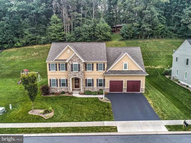 603 Eagles View, LANCASTER, PA 17601 (#PALA168232) :: Flinchbaugh & Associates