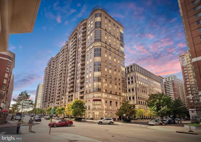 888 N Quincy Street #1609, ARLINGTON, VA 22203 (#VAAR167672) :: SP Home Team