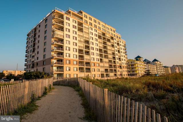 5801 Atlantic Avenue #409, OCEAN CITY, MD 21842 (#MDWO115912) :: Brandon Brittingham's Team