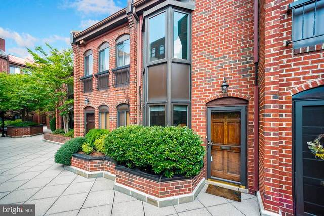 1005 Paper Mill Court NW #1005, WASHINGTON, DC 20007 (#DCDC481798) :: Tom & Cindy and Associates