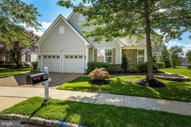 50 Morning Glory Drive, MARLTON, NJ 08053 (#NJBL379108) :: Pearson Smith Realty