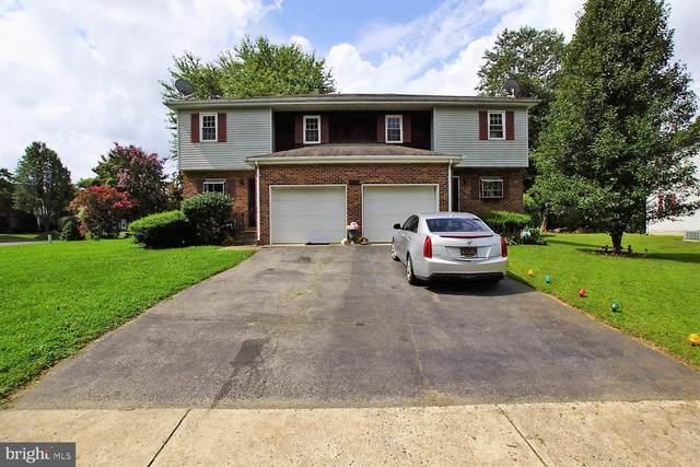 838 Woodcrest Drive A, DOVER, DE 19901 (#DEKT241042) :: Linda Dale Real Estate Experts