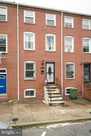 531 Mosher Street, BALTIMORE, MD 21217 (#MDBA520256) :: Network Realty Group