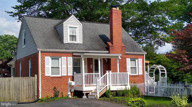 2843 Summerfield Road, FALLS CHURCH, VA 22042 (#VAFX1147758) :: Jim Bass Group of Real Estate Teams, LLC