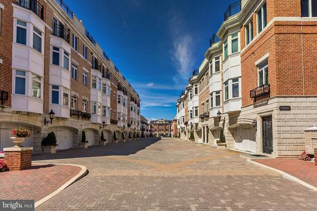 1024 Pier Pointe Landing #107, BALTIMORE, MD 21230 (#MDBA520258) :: AJ Team Realty
