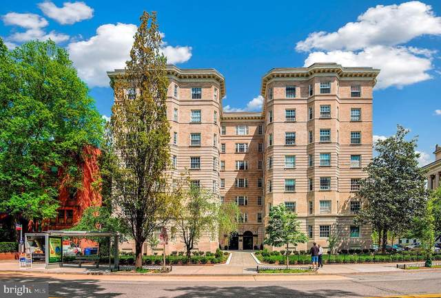 1801 16TH Street NW #105, WASHINGTON, DC 20009 (#DCDC481808) :: The Putnam Group