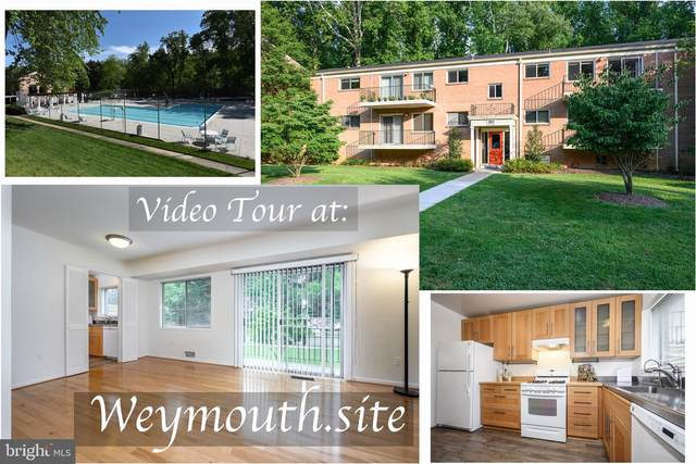 10631 Weymouth Street W-101, BETHESDA, MD 20814 (#MDMC720752) :: The Riffle Group of Keller Williams Select Realtors
