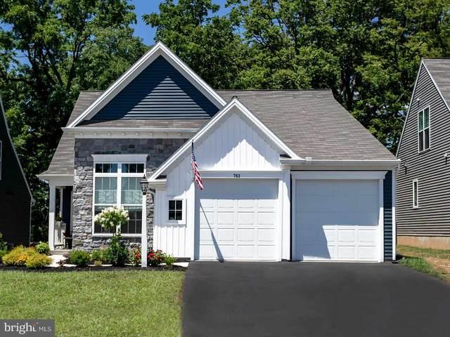 110 Maribel Lane, YORK, PA 17403 (#PAYK143286) :: The Joy Daniels Real Estate Group