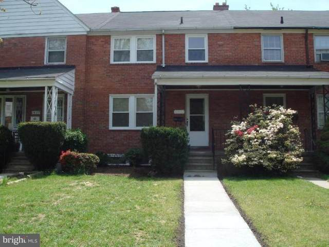 1425 Stonewood Road, BALTIMORE, MD 21239 (#MDBA520264) :: Speicher Group of Long & Foster Real Estate