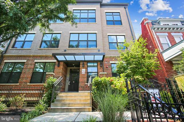 3566 13TH Street NW #1, WASHINGTON, DC 20010 (#DCDC481830) :: SURE Sales Group