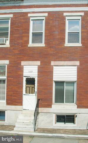 529 N Kenwood Avenue, BALTIMORE, MD 21205 (#MDBA520288) :: The Dailey Group