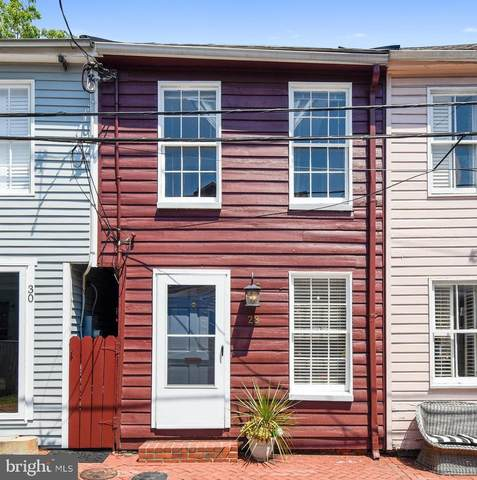 28 Fleet Street, ANNAPOLIS, MD 21401 (#MDAA443206) :: Mortensen Team