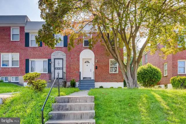 3557 Dudley Avenue, BALTIMORE, MD 21213 (#MDBA520298) :: ExecuHome Realty