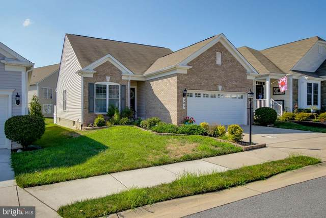 505 Clubside Drive #228, TANEYTOWN, MD 21787 (#MDCR198816) :: Crossman & Co. Real Estate