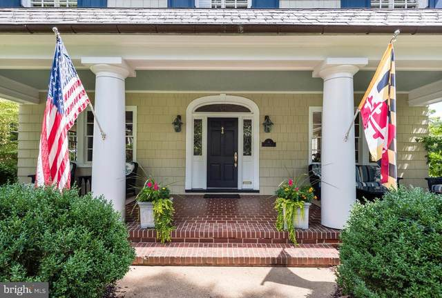 8 N Acton Place, ANNAPOLIS, MD 21401 (#MDAA443218) :: Jennifer Mack Properties