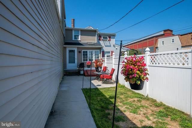 121 N Furnace Street, BIRDSBORO, PA 19508 (#PABK362186) :: Ramus Realty Group