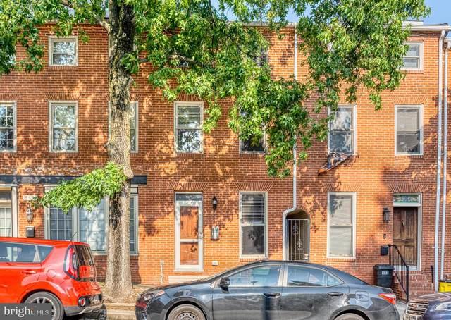 511 S Patterson Park Avenue, BALTIMORE, MD 21231 (#MDBA520312) :: Jim Bass Group of Real Estate Teams, LLC