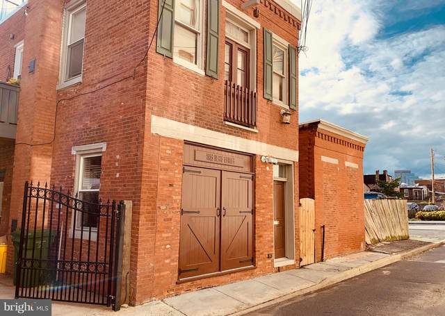 1002 Olive Street, BALTIMORE, MD 21230 (#MDBA520320) :: The Dailey Group