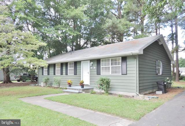 320 Brookdale Drive, SALISBURY, MD 21804 (#MDWC109318) :: ExecuHome Realty