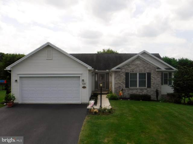 516 Franklin Square Drive, CHAMBERSBURG, PA 17201 (#PAFL174550) :: The Dailey Group
