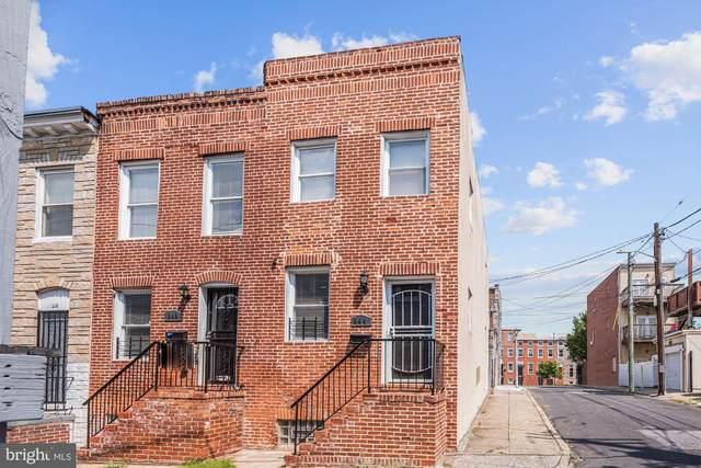 844 Reinhardt Street, BALTIMORE, MD 21230 (#MDBA520340) :: Speicher Group of Long & Foster Real Estate