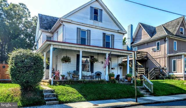 320 4TH Street, NEW CUMBERLAND, PA 17070 (#PACB126736) :: TeamPete Realty Services, Inc