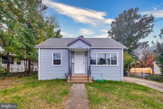 12242 Veirs Mill Road, SILVER SPRING, MD 20906 (#MDMC720858) :: Blackwell Real Estate