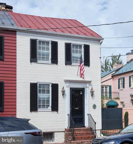 505 S Fairfax Street, ALEXANDRIA, VA 22314 (#VAAX249696) :: Crossman & Co. Real Estate