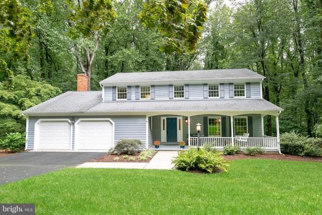 1765 Meadow Hill Drive, ANNAPOLIS, MD 21409 (#MDAA443252) :: Jennifer Mack Properties