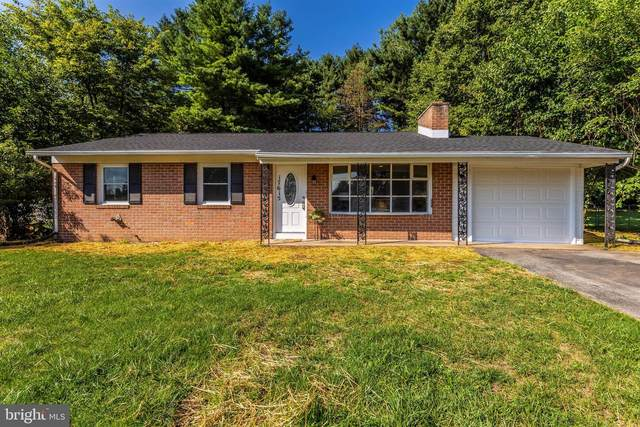 17615 Meadowood Drive, HAGERSTOWN, MD 21740 (#MDWA173982) :: ExecuHome Realty