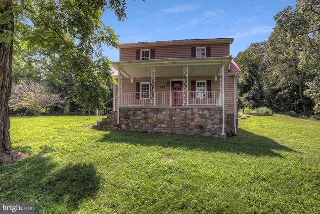 791 Chestnut Hill, HARPERS FERRY, WV 25425 (#WVJF139810) :: The Redux Group
