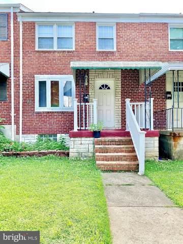 8613 Oakleigh Road, BALTIMORE, MD 21234 (#MDBC502996) :: Bic DeCaro & Associates