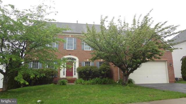 9114 Bowling Green Drive, FREDERICK, MD 21704 (#MDFR268980) :: Corner House Realty