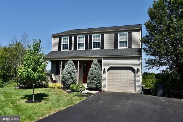 440 Golden Drive, BLANDON, PA 19510 (#PABK362250) :: The Matt Lenza Real Estate Team