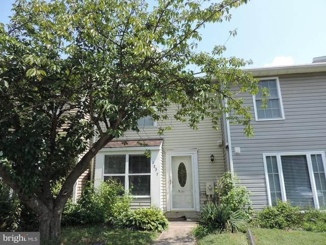 1237 Independence Square, BELCAMP, MD 21017 (#MDHR250422) :: Corner House Realty