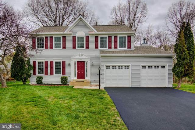 9486 Perennial Street, MANASSAS, VA 20110 (#VAPW502106) :: The Piano Home Group