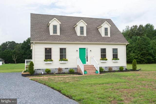 2 Arbutus Terrace, CAMBRIDGE, MD 21613 (#MDDO125866) :: RE/MAX Coast and Country