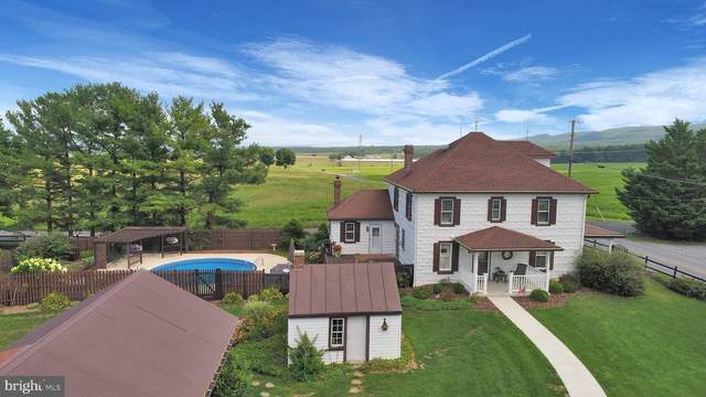 6169 White Church Road, SHIPPENSBURG, PA 17257 (#PAFL174560) :: Network Realty Group