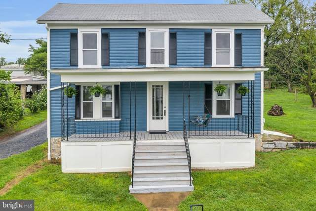 3401 N Main Street, TOMS BROOK, VA 22660 (#VASH120000) :: Bruce & Tanya and Associates