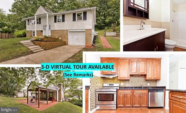 8402 Snowden Loop Court, LAUREL, MD 20708 (#MDPG577570) :: The Bob & Ronna Group