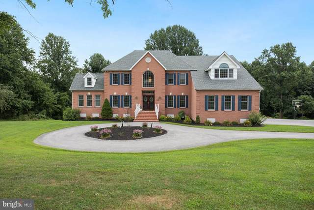 790 Thorobred Knoll Drive, WESTMINSTER, MD 21157 (#MDCR198840) :: The Bob & Ronna Group